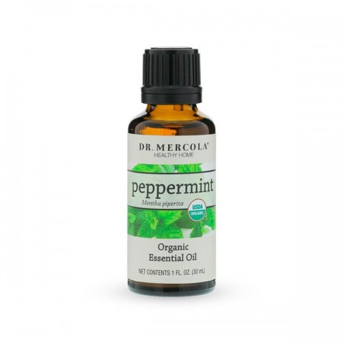 Peppermint Essential Oil (Organic) 30ml