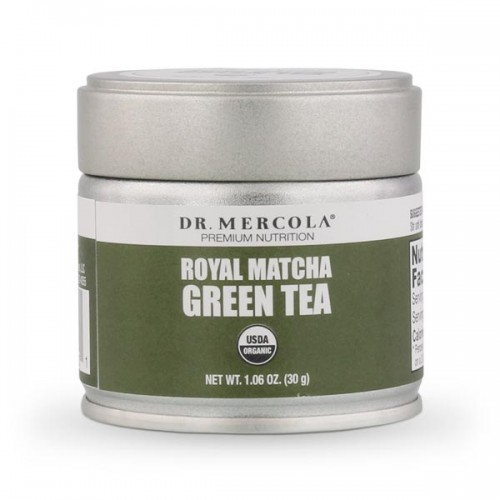 Royal Matcha Green Tea (Dr Mercola)