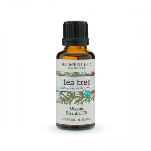 Tea Tree Essential Oil (Organic) 30ml