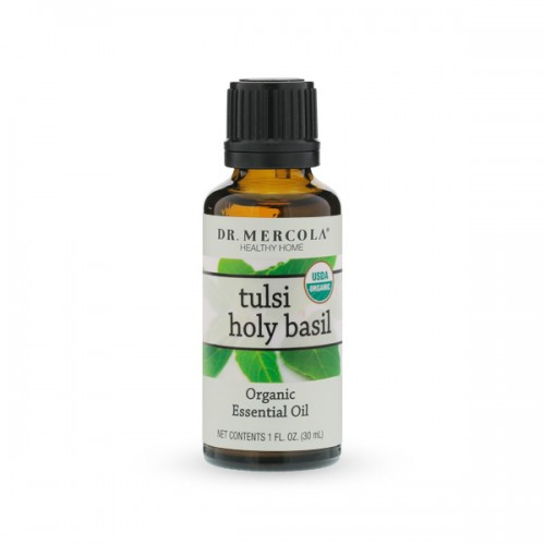 Tulsi Holy Basil Essential Oil (Organic) 30ml