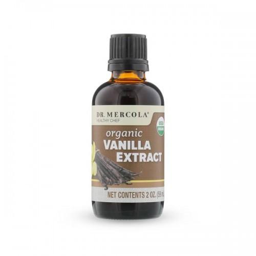 Vanilla Extract (Organic) 59ml