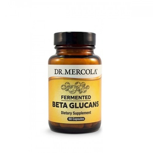 Beta Glucans (Fermented) Dr Mercola - 60 Caps