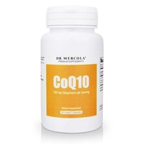 Co-Q10 (Heart/Longevity) 30 Lipcaps