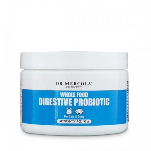 Digestive Probiotic for Cats & Dogs (Dr Mercola) 90g