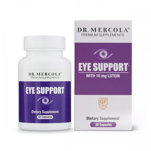 Eye Support (Astaxanthin) Dr Mercola 30 Caps