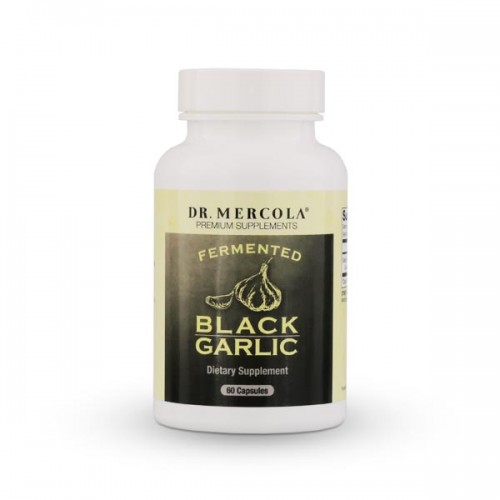 Garlic - Black Fermented - 60 Capsules (Liver / Gall Bladder)