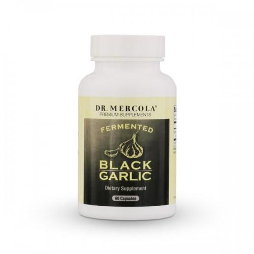 Garlic - Black Fermented - 60 Capsules (Liver / Gall Bladder)