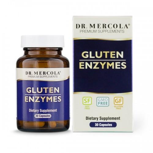 Gluten Enzymes (Dr Mercola) 30 Caps