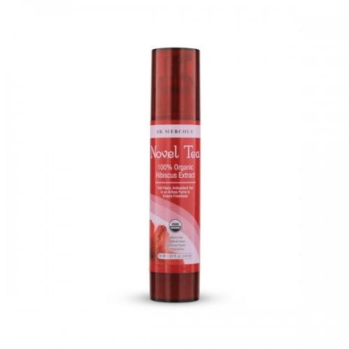 Hibiscus Tea - Organic Hibiscus Extract (Novel Tea)