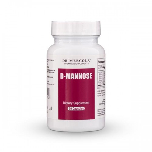 D - Mannose (Urinary Tract Health) 30 Capsules