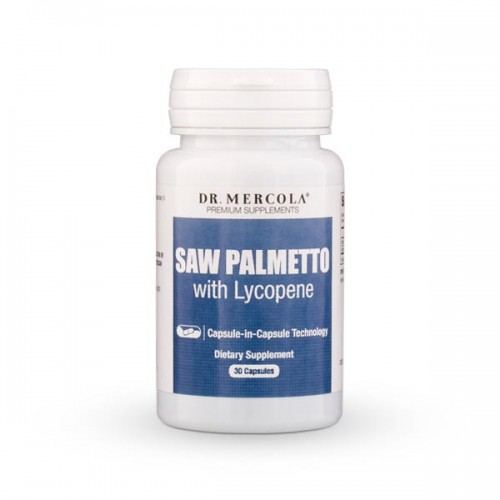 Saw Palmetto with Lycopene (Prostate Health)