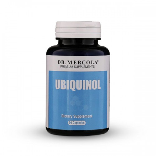 Ubiquinol - 30/90 LiCaps 100mg - Dr Mercola