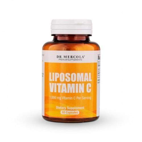 Liposomal Vitamin C (Dr Mercola) 60/180 Caps