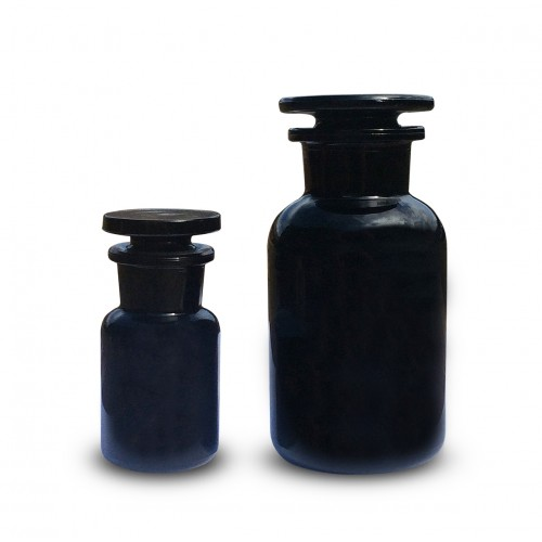Apothecary Jar (Miron Violet Glass) 50ml/250ml