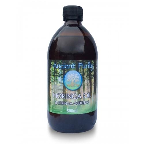 Moringa Oil (Moringa oleifera) 500ml