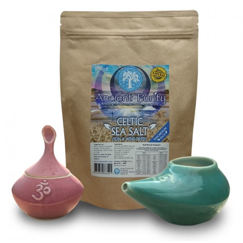 Nasal Cleanse / Salt Pack (Anti-Pollution) Breathe Health