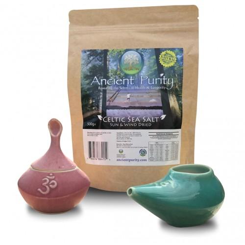 Nasal Cleanse / Salt Pack (Anti-Pollution) Breathe Health
