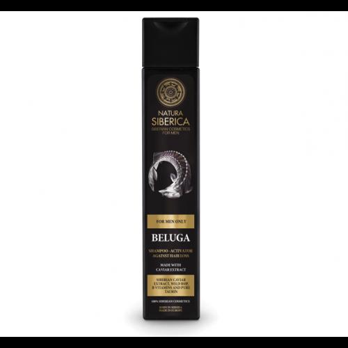 Anti - Hair Loss Shampoo (Siberian Caviar Extract) 250ml