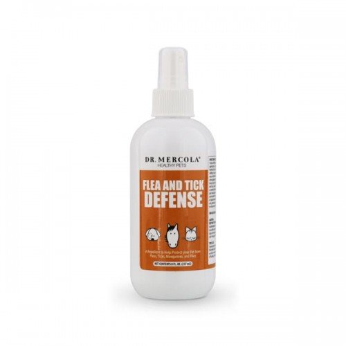 Natural Flea & Tick Defence (Dogs/Cats/Horses) 236ml