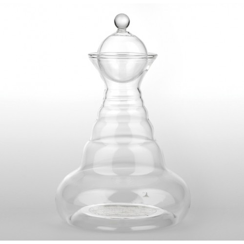 "Carafe ""Alladin"" Happy / White / Platinum - 1.3L"