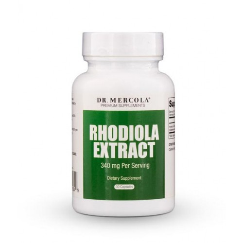 Rhodiola Extract - 30 Capsules (Mood/Endurance)