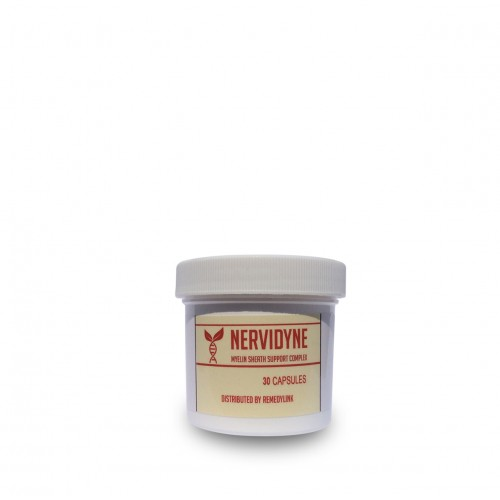 Nervidyne - Lions Mane Ext (Myelin Sheath Support) 30 Caps