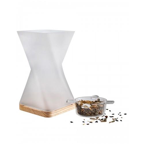 Odoris Incense Burner/Oil Diffuser/Light