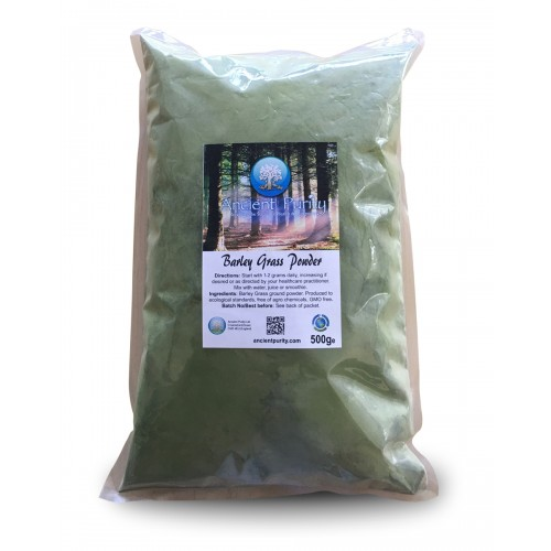 Barley Grass / Ground Powder - 500g