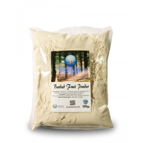 Baobab Fruit Powder - 500g