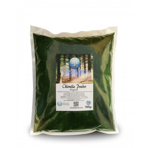 Chlorella Powder 250/500g (Organic)