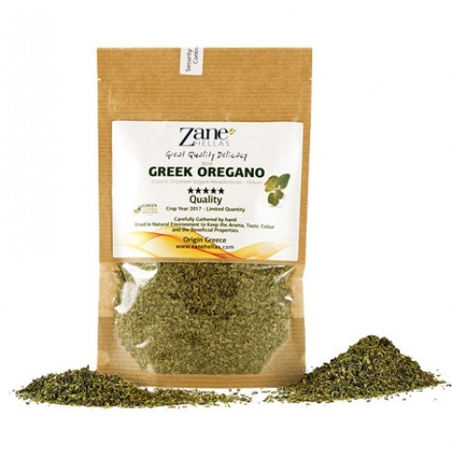 Oregano (Dried) Greek Organic - 40g