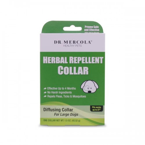 Herbal Repellent Collar's - For Dogs