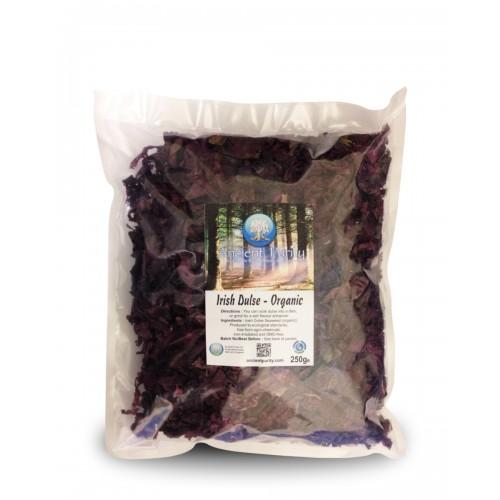 Irish Dulse (Protein, Fibre, Iodine) 250g