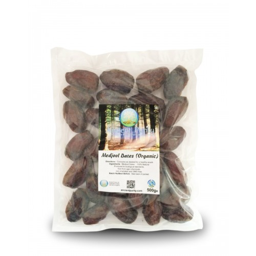 Medjool Dates (Organic) 500g