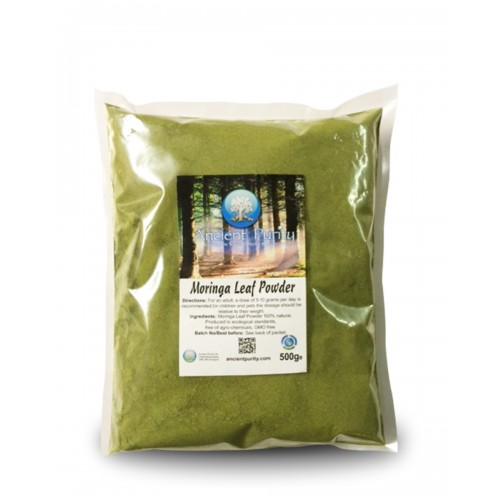 Moringa Leaf Powder - 250g / 500g