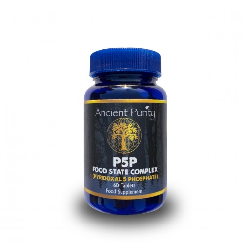 P5P Complex (Mind/Gut/Blood Sugar) 60 Tabs