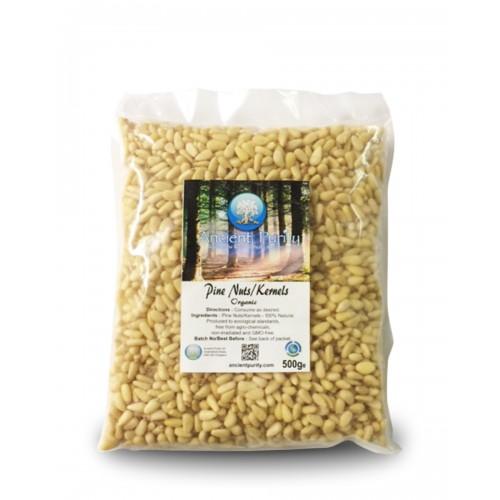 Pine Nuts/Kernels (organic) 500g