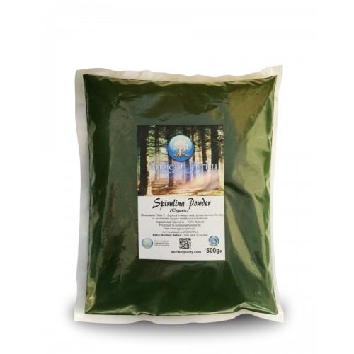Spirulina Powder - 250/500g (Organic)