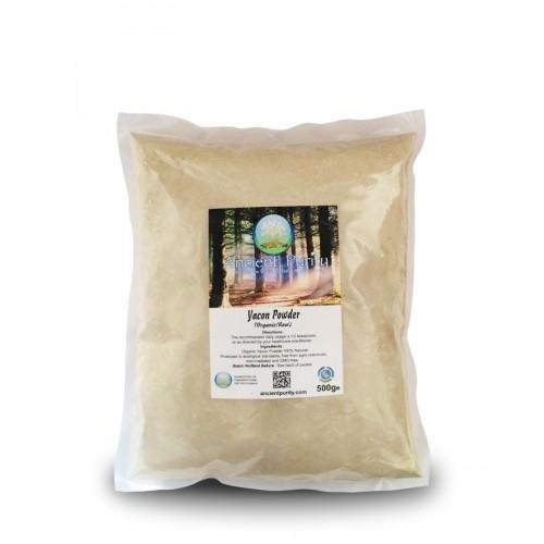 Yacon Powder (Organic / Raw) 500g