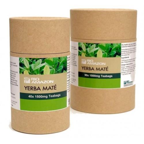 Yerba Mate Teabags 40/90