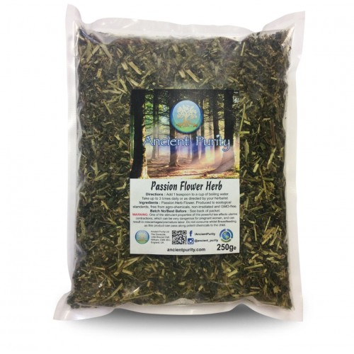 Passion Flower Herb (French) Womens Health/Mood/Sleep/) 250g