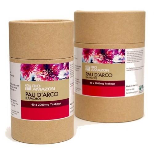 Pau D'Arco Teabags 40/90 (Lapacho)