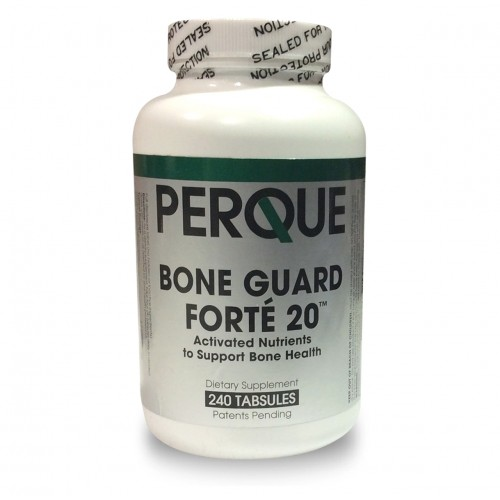 Bone Guard Forté 20™ Perque 240 Tabs