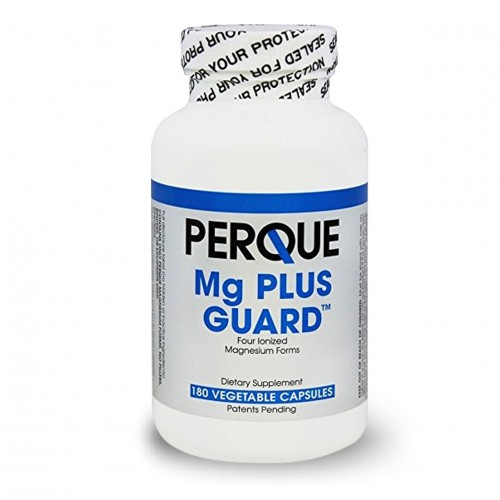 Mg (Magnesium) Plus Guard™ (Perque) 60/180