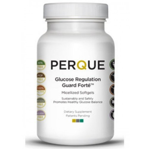 Glucose Regulation Guard Forté™  (Perque) 180 Caps