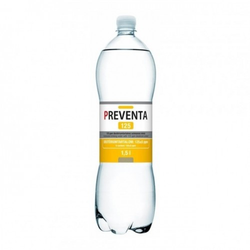 Deuterium Depleted Water - Preventa 125ppm (Young adults/Beginners)