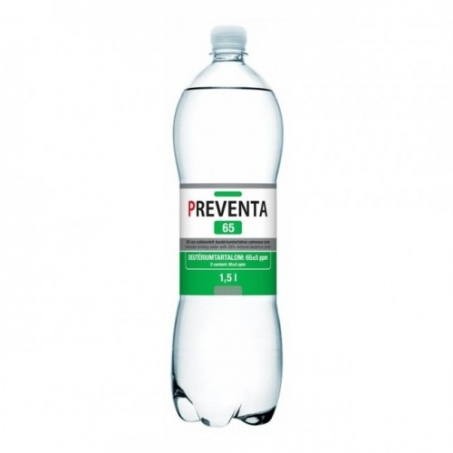Deuterium Depleted Water 65ppm (Preventa)