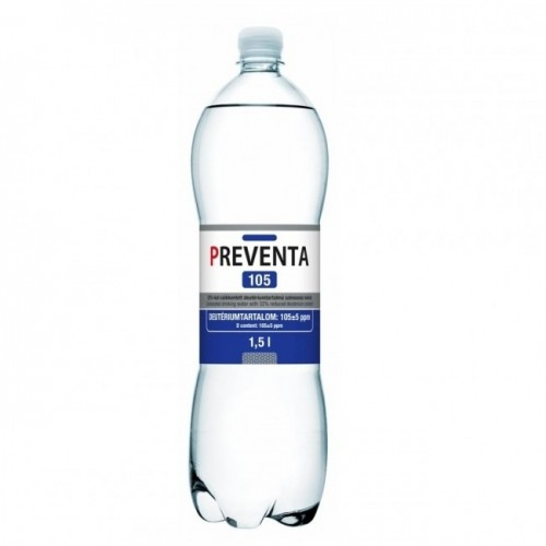 Deuterium Depleted Water 105ppm (Preventa)