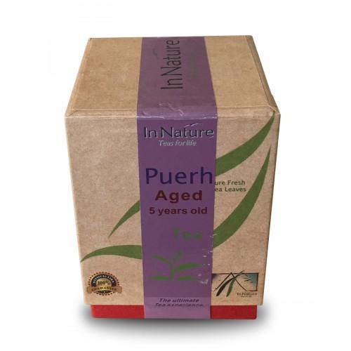 Puerh (Aged 5 years old) Tea - 50g