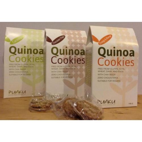 Cookies (Quinoa) Vegan - Organic